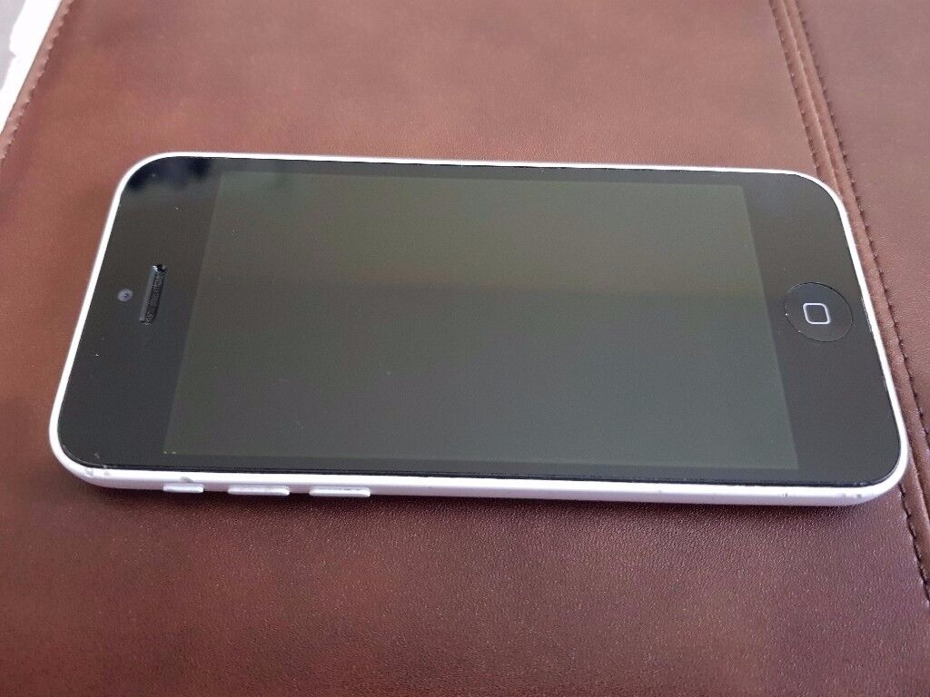 Apple iPhone 5C 16GB White Factory Unlocked to any Network Reasonable Condition