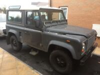 Land Rover 90 county 2.5 petrol