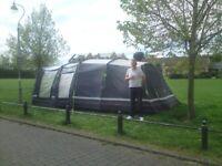 Navigator tent.