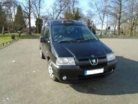 PEUGEOT E7 HACKNEY BLACK CAB M1 EURO TAXI 13 MONTHS BIRMINGHAM COUNCIL PLATE NEW LUK CLUTCH FLYWHEEL