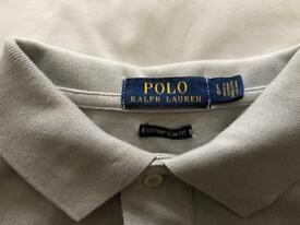 Ralph Lauren polo large slim fit