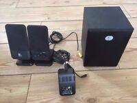 Logitech R-20 - speaker system