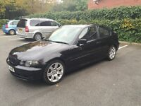 2004 BMW 320D COMPACT