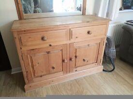 Wooden unit