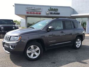 2016 Jeep Compass HIGH ALTITUDE LEATHER