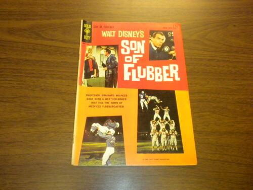 SON OF FLUBBER Gold Key Movie Comic WALT DISNEY 1963