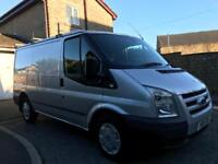 FORD TRANSIT TREND VAN 2011 6 SPEED SWB 115 BHP FWD - VERY CLEAN 1 OWNER UDRADED SECURITY - STUNNING