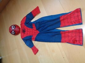 2-3 Year old Spiderman Costume