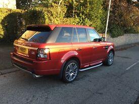 2012 Range Rover Sport HSE