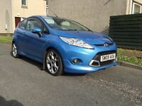 Ford Fiesta Zetec S low mileage for age