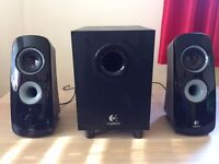 Second hand Logitech speakers Z323 for sale!