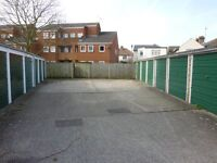 Lockup and leave garage in New Malden