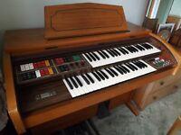 Organ - Electric Organ GEM F30