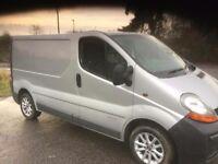2006 renault traffic van for sale