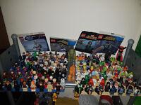 Lego Minifigures1 Star Wars, SuperHeroes, Ninjago, Jurassic Park, Movie, Toy Story, NBA...