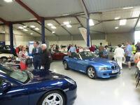 Classic Car Auction CCA – Saturday 2nd June