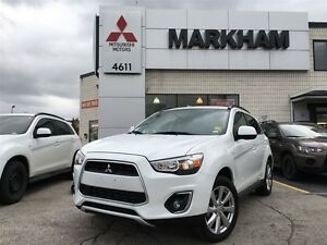 2015 Mitsubishi RVR SE AWC LTD -2 years free* oil change!