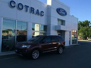 2016 Ford Explorer Limited London Ontario image 1