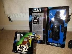 Kenner star wars figures