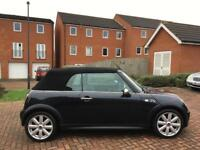 Mini Cooper S 1.6 Convertible 170 bhp Supercharged