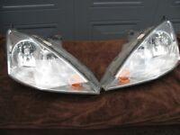 Ford Focus Mk1 Headlamps
