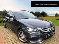 Mercedes-Benz E Class E220 CDI AMG SPORT (grey) 2014-09-18