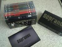 Dvds box set of sapronos