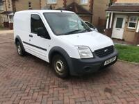 Ford transit connect 1.8 diesel. Only 100,000 miles. FULL service history since new. Full years MOT