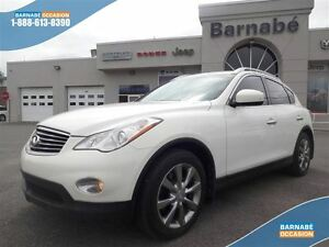 2012 Infiniti EX35 AWD+LUXURY+TOIT+CAMERA DE RECUL