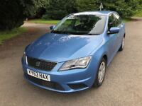 2013 63 SEAT TOLEDO TDI £20 TAX PER YEAR RETURNS 60MPG LONG MOT PX WELCOME £2200