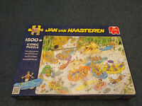Jan Van Haasteren 2000 piece comic puzzle in good order