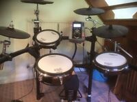 Roland TD-9 electric drum kit