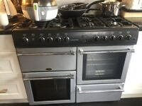 Range gas cooker, element needs replaced in oven but rest works perfect, collection only