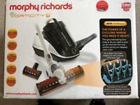 Morphy Richards Cylinder Vacuum Cleaner & tools