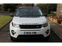 2015 Land Rover Discovery Sport 2.2 SD4 HSE Luxury