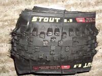 WTB Stout 26 x 2.3 mtb tyres