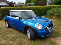 mini cooper s 2009,70000 miles 6 speed manual