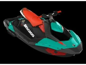 2018 Sea-Doo/BRP SPARK 3UP 900 HO ACE TRIXX