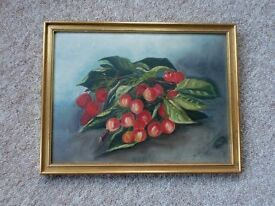 Original Oil Painting - Lovely Bright Colours
