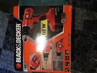 Black & decker 2 hammer drill