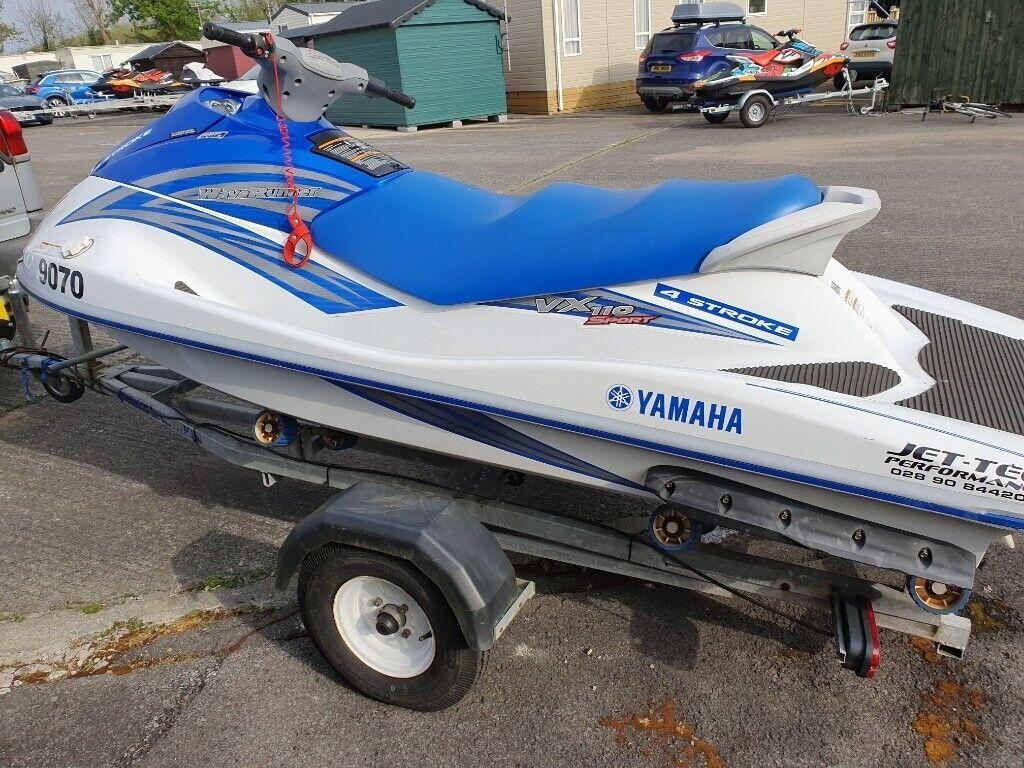 2020 Yamaha Waverunner Ex Deluxe For Sale in Stillwater