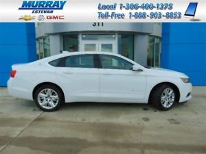 2018 Chevrolet Impala *Push button start! *Block heater! *XM 3 m