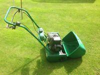 Suffolk Punch 35S cylinder lawn mower