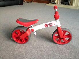 "Velo 9"" balance bike"