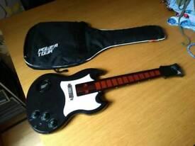 Tiger power tour gibson guitar