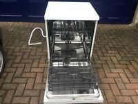 Whirlpool dishwasher. Good clean condition