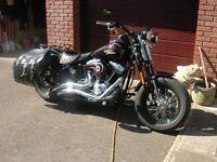 Harley-Davidson 2011 Crossbones