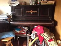 Old upright piano - free