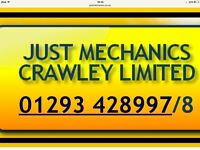 Experienced Mechanic Wanted Urgently.