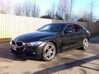 BMW 320d M sport auto. Px m3 a3 s1 s3 s5 golf r gtd q5 q7